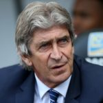 New West Ham United manager Manuel Pellegrini.