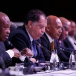 Alleged rapist and Safa president Danny Jordaan