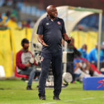 Dan Malesela coach of Chippa United
