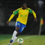 Lucky Mohomi of Mamelodi Sundowns
