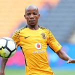 Joseph Molangoane of Kaizer Chiefs