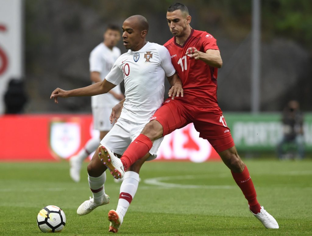 Tunisiasecure hard-fought draw against Portugal