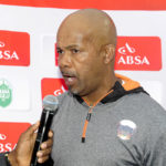 Former Chippa United assistant coach Teboho Moloi