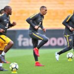 Kaizer Chiefs duo Bernard Parker and Dumisani Zuma