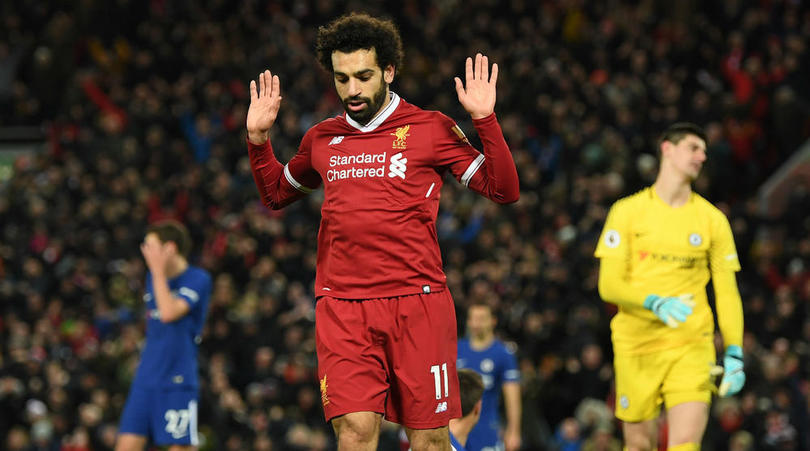 new arrival b75b3 bc970 Mohamed Salah: I always wanted to prove Chelsea wrong