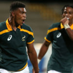 Willemse: Slotting into Junior Boks 'easy'