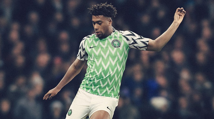 e1cde1fdd Nike receives over three million orders for Nigeria s World Cup kit