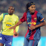 Surprise Moriri and Ronaldinho