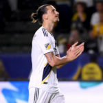 Watch: Ibrahimovic sent off for slapping opponent