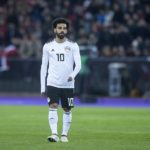 Mohamed Salah of Egypt.
