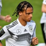 Germany's Leroy Sane.