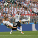 Germany right backs Joshua Kimmich