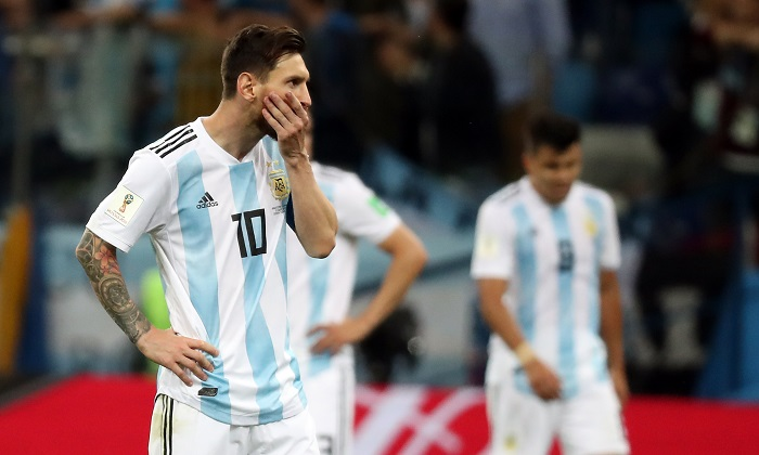 9ecdd084 Messi could retire after World Cup, says Zabaleta
