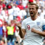 England's Harry Kane is one of the front-runners to win the Golden Ball