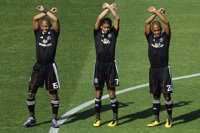 Andile Jali during his Pirates days