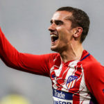 Atletico Madrid star striker Antoine Griezmann