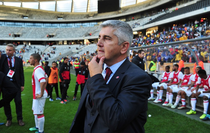 Ari Efstathiou, CEO of Ajax Cape Town