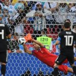 Messi misses penalty as Argentina drop points