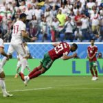 Highlights: Bouhaddouz own-goal gifts game to Iran