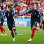 France eliminate Peru to reach last 16