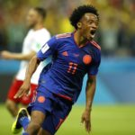 Cuadrado for Colombia