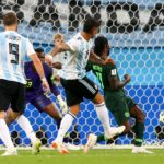 Watch: Messi's Argentina saved by VAR as they edge Nigeria