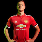 New Manchester United signing Diogo Dalot.