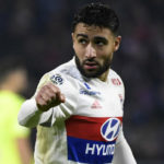 France forward Nabil Fekir