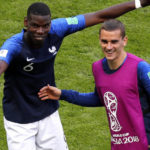 France duo Paul Pogba and Antoine Griezmann