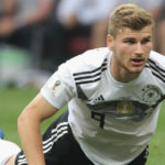 Germany forward Timo Werner