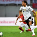 Germany's Leroy Sane