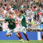 Mexico stun Germany