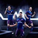 Puma reveals new Arsenal away kit