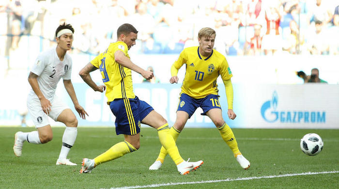 Sweden v Korea Republic