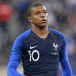 French international Kylian Mbappe
