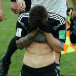 Messi calls for calm after 'painful' Argentina penalty miss