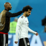 Pained Salah unable to halt Russia's unlikely march