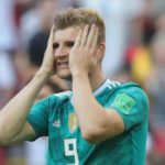 Timo Werner of Germany.