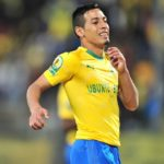 Gaston Sirino of Mamelodi Sundowns