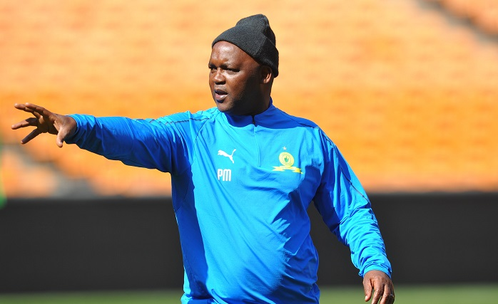Pitso Mosimane coach of Mamelodi Sundowns