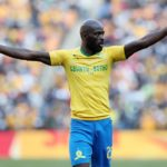 Anthony Laffor of Mamelodi Sundowns.