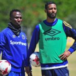 CT City defender Taariq Fielies
