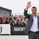 Cristiano Ronaldo set for Juventus medical