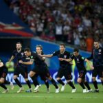 Croatia end Russia's World Cup journey