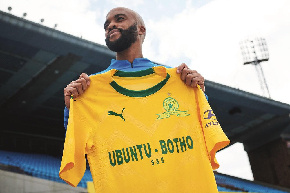 b331e4ecca8 Mamelodi Sundowns reveal new Puma kits for 2018-19 season