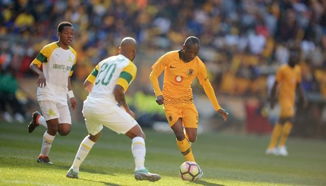 Billiat: It was tough facing Sundowns