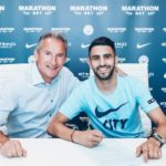 Man City sign Riyad Mahrez