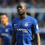 PSG coach mum on Kante links