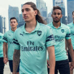 Arsenal unveil new Puma third kit