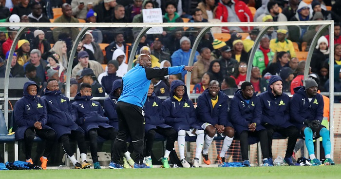 Pitso faces headcahe selection at Sundowns